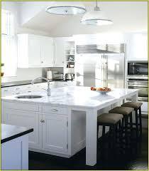 white marble kitchen island white marble kitchen table thelt co