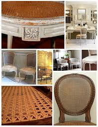 natural woven octagonal patterns of distinction the u201ccaned u201d chair