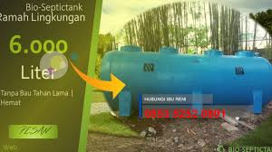 Bio Di Bandung pusat bio septic tank jual biotech septic tank murah di bandung