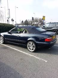 mercedes convertible clk lpg conversion gas manual 6 speed gearbox