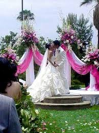 Wedding Arches Decorated With Tulle 288 Best Wedding Banquet U0026 Ceremony Images On Pinterest Marriage