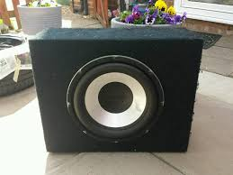 big home theater subwoofer 12