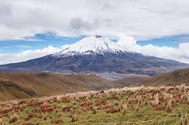 cotapaxi hiking tours andes mountains destination ecuador
