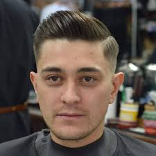 comb over with receding hairline 50 stunning men s haircuts for thin hair styles that fit your