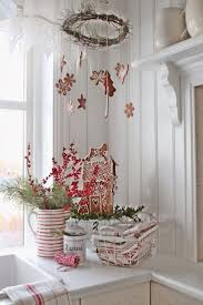 Kitchen Christmas Decorating Ideas by Best 25 Christmas Kitchen Decorations Ideas Only On Pinterest