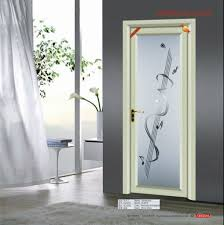 collection in frosted glass interior bathroom doors and modern