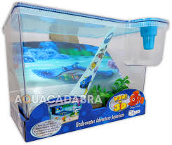 finding nemo 3d aquarium 15l fish tank dory disney with