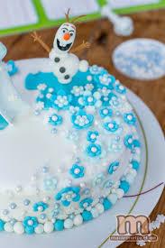 decoration cupcake anniversaire gateau reine des neiges pas à pas ou presque macaronette et cie