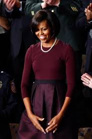 does michelle obama wear hair pieces michelle obama s hair makes waves at state of the union ny daily
