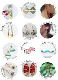 diy drop earrings 50 gorgeous diy earrings hello glow