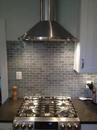 Kitchen With Glass Tile Backsplash Grey Kitchen Tile Backsplash Tags Grey Kitchen Tile Backsplash K