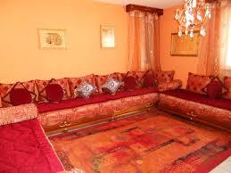 canapé marocain occasion tissu salon marocain occasion salon marocain occasion with tissu