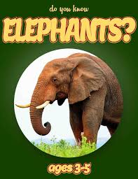 elephant facts for kids kids nonfiction book clouducated