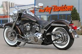 bartered beauty 2005 harley davidson heritage softail bike