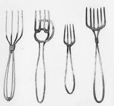 kitchen forks and knives calder s kitchen utensils latimes