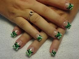 pink camo nail art designs margusriga baby party cool camo nail