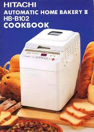hitachi hb b102 recipe booklet i have the b101 but this should