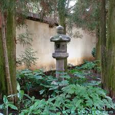 Japanese Garden Lamp by Slideshow