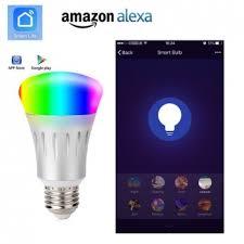smart lights google home esp8266 smart home wifi rgb led light