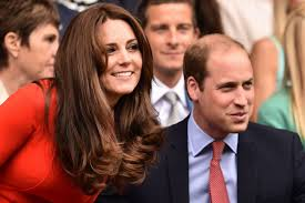 Prince William And Kate Kate Middleton And Prince William Arrive At Wimbledon Mirror Online