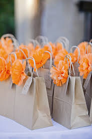 welcome baskets for wedding guests welcome bag marigold grey