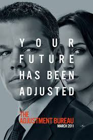 the adjustment bureau the adjustment bureau review one rambling