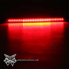 Motorcycle Led Strip Lights by Universal Motorcycle Rear Tail Brake Stop Turn Signal 48 Led Smd