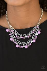purple necklace chain images Bridal party purple paparazzi necklace paparazzi jewelry catalog jpg