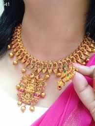 gold costume necklace images Golden costume jewellery necklace set dorii jpg
