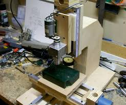 how to make a mini milling machine manual or cnc miniature