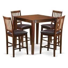 mahogany dining room set mahogany kitchen dining table sets hayneedle