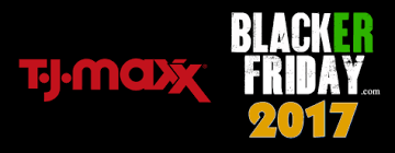 tj maxx black friday 2017 sale deals sales 2017