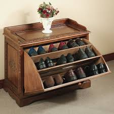 how to make a shoe storage bench entryway furniture ideas