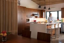 Kitchen Designed A Modern Family Midcentury Modern Kitchen Designed For Comfort