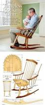 Wooden Rocking Chair Dimensions Best 25 Rocking Chair Plans Ideas On Pinterest Adirondack