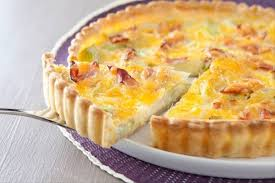 que cuisiner avec des poireaux recette de tarte poireaux cheddar et bacon facile et rapide