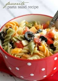 southwestern pasta salad a twist on the traditional pasta salad