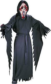 Costume Halloween Horror Film Costumes Kids Adults Party