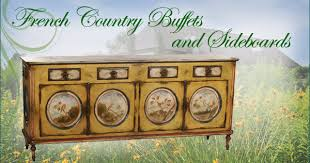 French Country Sideboards - french country buffets and sideboards blog
