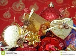 christmas theme decorations stock image image 11941681