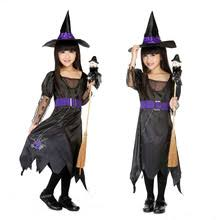 Witch Halloween Costumes Girls Popular Witch Halloween Costume Buy Cheap Witch Halloween Costume