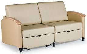 Sleeper Chair Sofa Hospital Sleep Sleeper Chairs Sofas Loveseat Bariatric