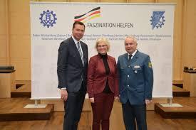 Thw Baden Baden Thw Lv Bebbst Präsidium Der Thw Bundesversammlung Im Amt Bestätigt