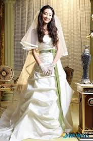 Wedding Dress Korean Movie Chanmi U0027s Star News Choi Ji Woo Wedding Dress Show Hancinema