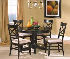contemporary round dining tables interior decoration ideas picture