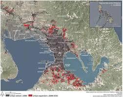 Urban Map Mapping Manila U0027s Growth Inquirer Opinion