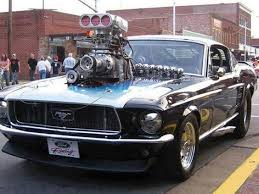 ford mustang supercharged supercharged mustang car rods muscles
