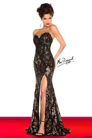 Black And Gold Lace Prom Dress 165 Best Prom Dresses Images On Pinterest Formal Dresses