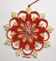 580 best quilling flowers snowflakes decorations