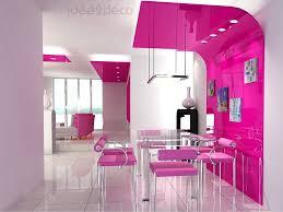 deco table rose et gris déco salle a manger rose et gris